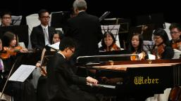 Khoo Qi Xuan: From Concerto to Classical Music